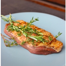 Wood-smoked duck fillet 100g
